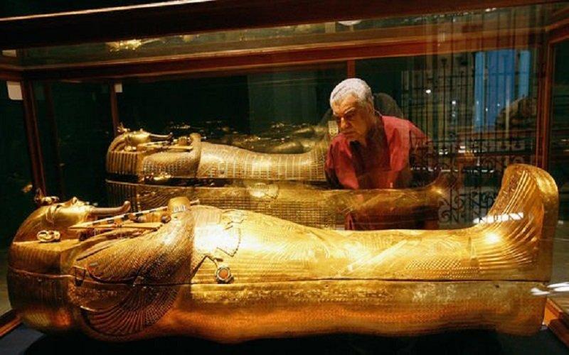 La maldición de los faraones de Egipto