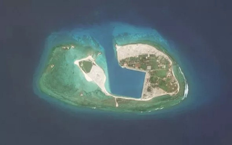 Paracel Islands mar de china tercera guerra mundial