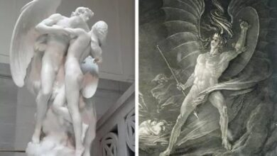 Photo of ¿Quiénes eran los Nephilim en la Biblia? ¿Ángeles caídos?