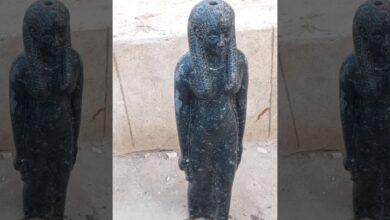 Estatuas del faraón Ramsés II, el misterioso hallazgo que desconcierta a los científicos