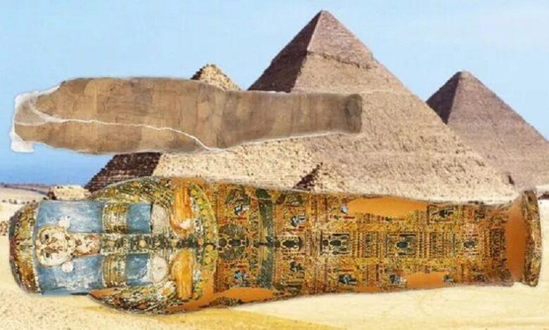 Antiguo Egipto una momia de 3.000 años revela nuevos secretos de los muertos