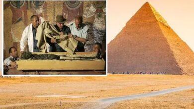 La maldición de los faraones de Egipto El caso Tutankamón