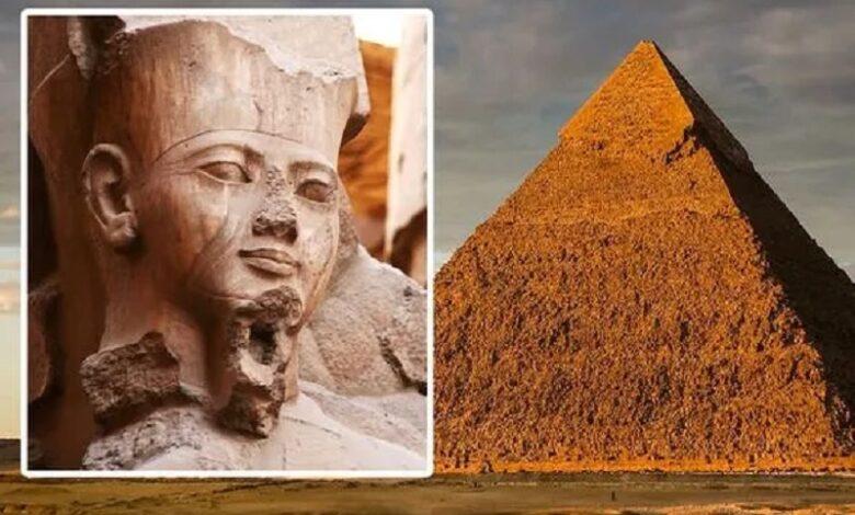 Ramsés II vuelve a la vida con un monumento colosal