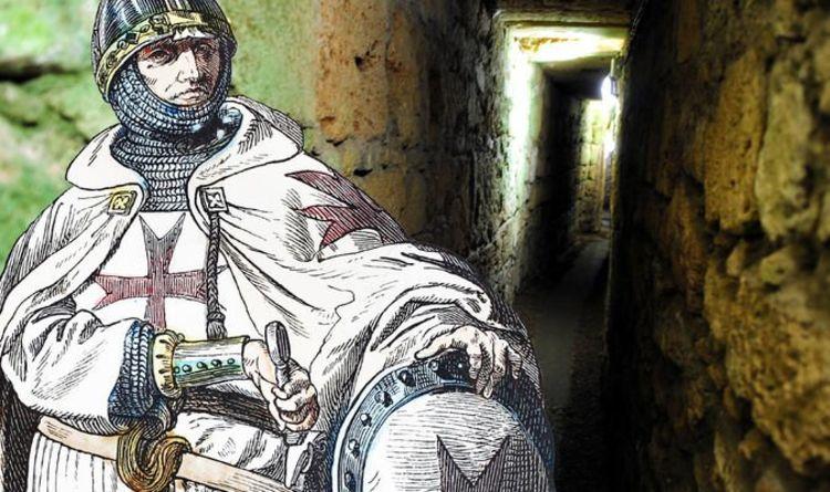 Caballeros Templarios mapeados: Red clandestina secreta de la sociedad vinculada al Santo Grial  Mundo |  Noticias